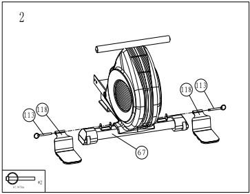 Applegate R10 M - сборка тренажера